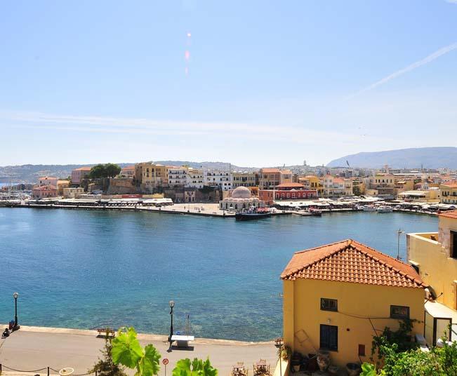 10 Day Holidays Package, Mykonos, Delos, Santorini, Crete & Knossos