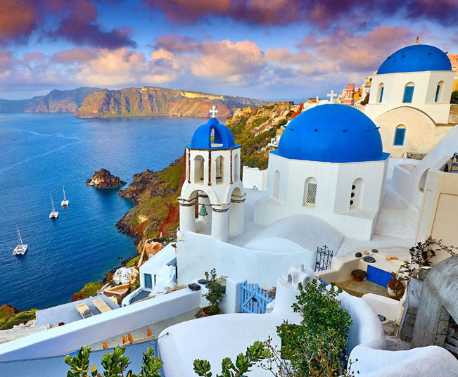 10 Day Luxury Holidays Package, Amanzoe resort  & Santorini Island