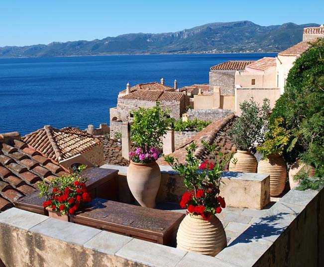 10 Day Self-Drive Tour in Peloponnese, Spetses, Monemvasia & Elafonisos