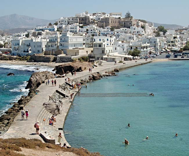 11 Day Tour Package to Greek Islands: Paros, Naxos, Mykonos and Santorini