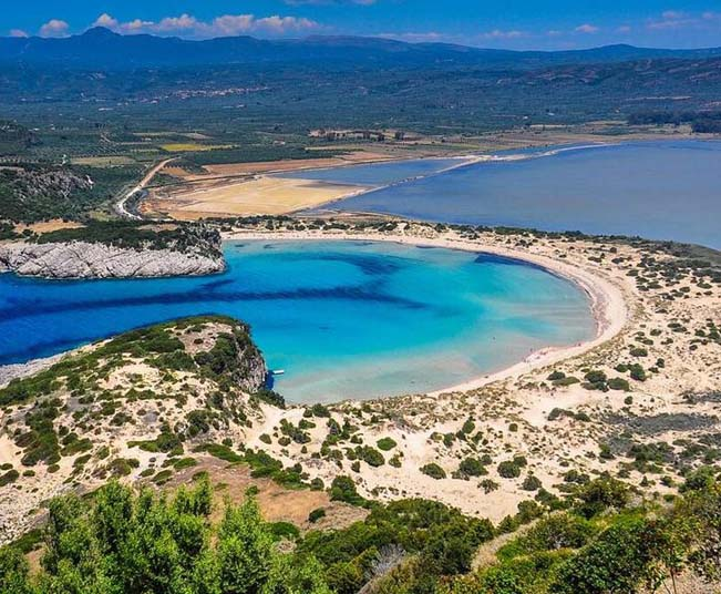 11 Day Self-Drive Holidays, a special  Swimming Safari Tour Peloponnese