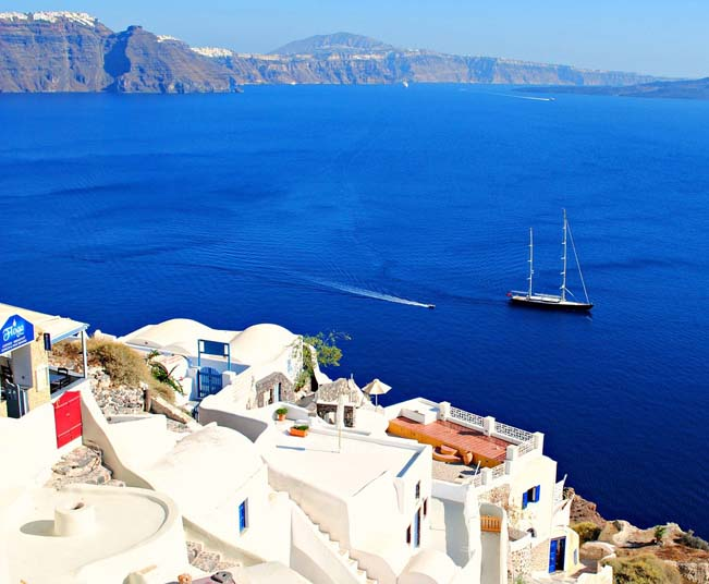 12 Day Tour Package Greece, Athens, Delphi, Meteora, Santorini, Crete