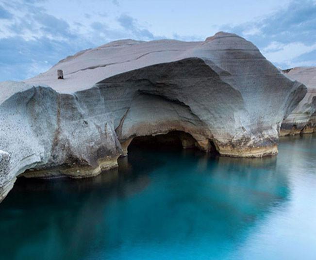12 Day Luxury Holidays to Greek Islands, Milos, Koufonisia, Naxos, Santorini,