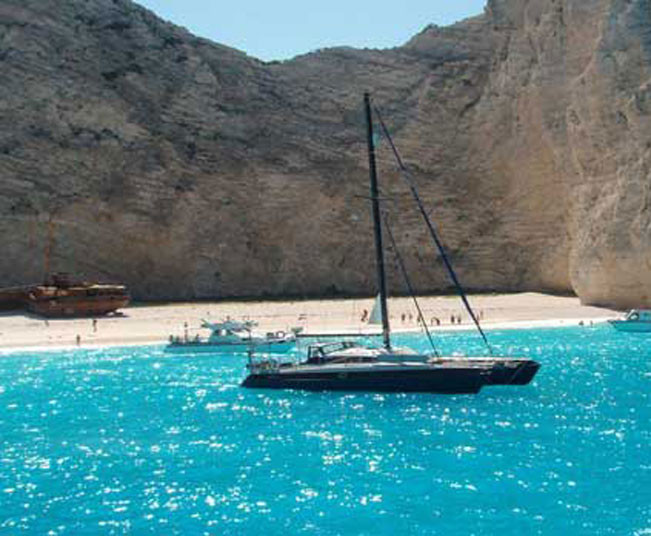12 Day Luxury Holidays Greece visit Zakynthos, Kefalonia, Delphi, Meteora