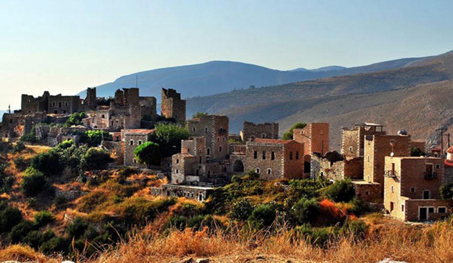 13 Day Special Tour: Mystras, Argolis, Delphi, Monemvasia, Meteora, Vergina!