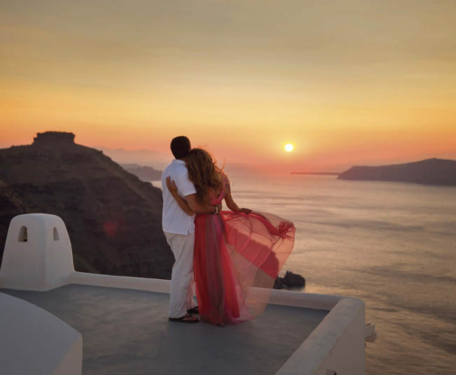 13 Day Honeymoon Holidays Package, Mykonos, Santorini, Crete, Rhodes