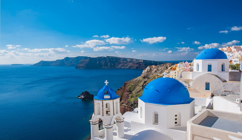 13 Day Group Tour in Ancient Greece, Santorini, Mykonos, Crusie to Delos