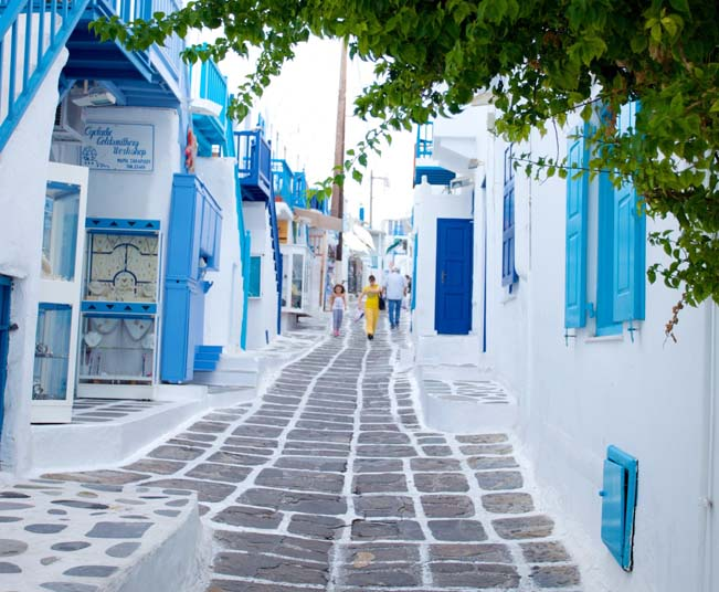 13 Day Group Tour in Ancient Greece, Santorini, Mykonos, Crusie to Delos