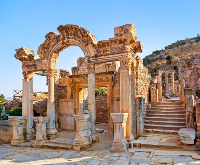 14 Day Christian Tour Greece following Apostle Paul & 3 day Cruise to Kusadasi, Ephesus, Patmos, Crete, Santorini