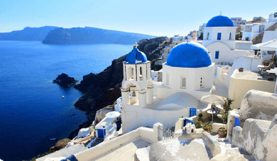15 Day Tour Package In Greek Islands Mykonos L Paros L