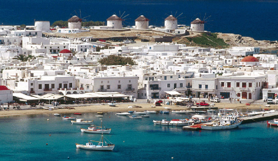 15 Day Greek Islands Tour: Paros, Naxos, Mykonos, Santorini, Crete