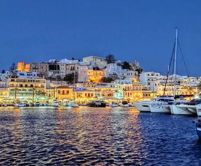 15 Day Greek Islands Hopping: Paros, Naxos, Mykonos, Santorini, Crete