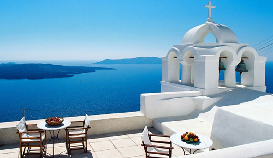 15 Day Tour Packages Greece, Visit Ancient & Classical Greece, combining Tour in Mykonos & Tour in Santorini