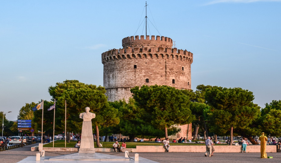 15 Day Tour in Ancient & Modern Greece, Tour in Mykonos & Santorini Island