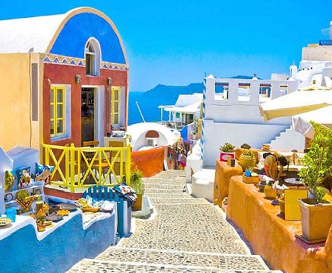 16 Day Greek Islands Hopping: Milos, Santorini, Koufonisia, Naxos, Paros, Antiparos, Mykonos, Delos, Athens