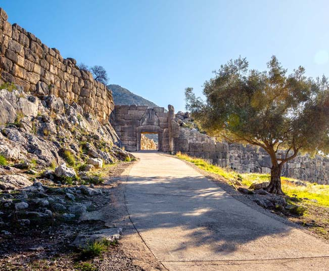 17 Day Self-Drive Tour all over Greece at Mythical Paths & Ancient Routes
