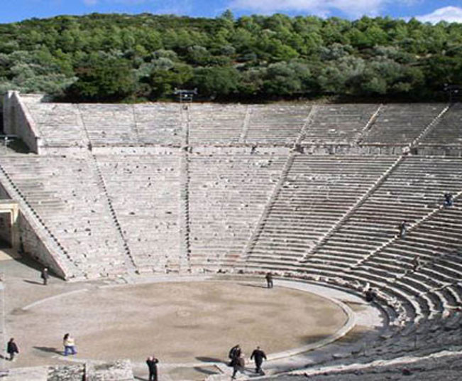 2-Day Private Tour Peloponnese: Argolis, Mycenae, Epidaurus, Ancient Olympia