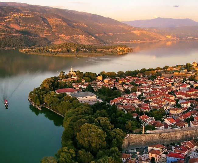 27 Day Grand Circle Tour of Mainland Greece & Corfu, Mykonos, Santorini