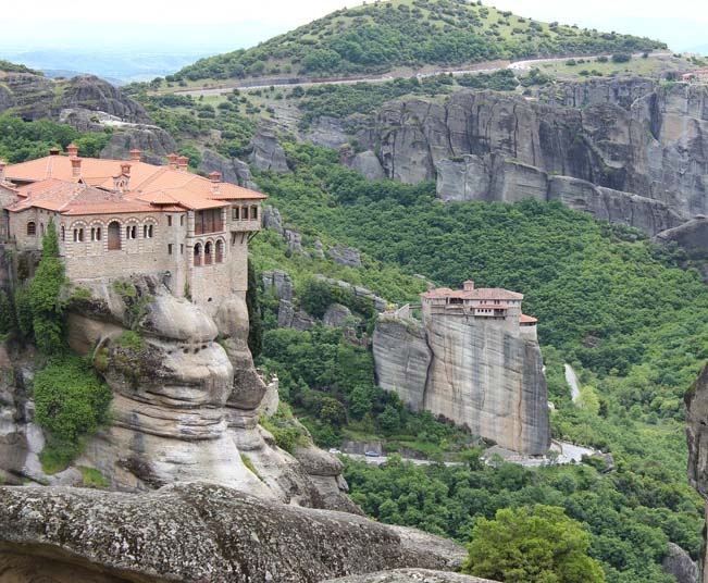 3 Day  Private Christian Tour Greece, Monasteries of Meteora from Athens