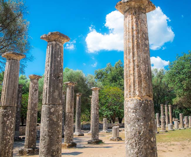 3-Day Tour in Ancient Peloponnese, Messene, Epikourios Apollon, Olympia