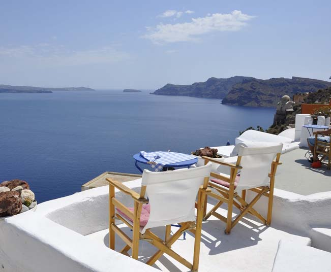 3 Day Greek Islands Hopping Package, Santorini, Crete & Palace of Knossos