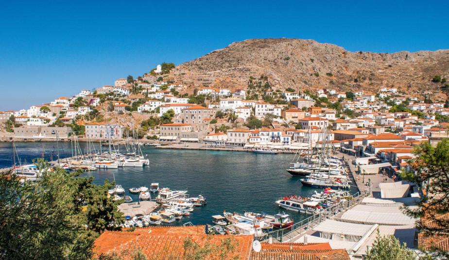 3 Day Romantic Getaway Spetses, Hydra Island, Nafplio & Mycenae