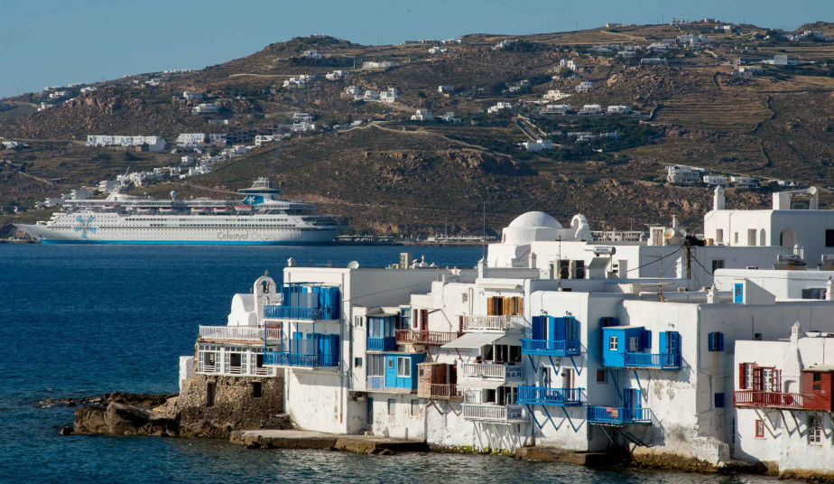 3 Night Greek Islands Cruise, Mykonos, Kusadasi, Patmos, Crete, Santorini,