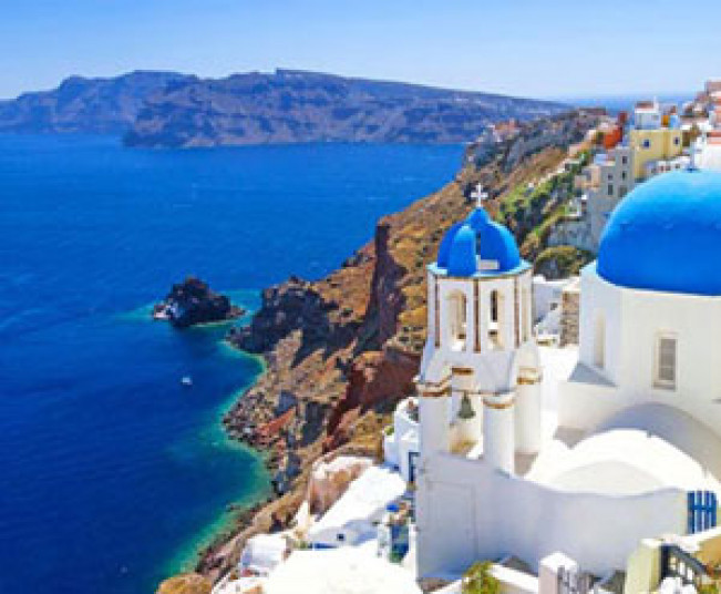 4 Day Greek Islands Hopping, Santorini, Paros & Mykonos, Delos from Athens