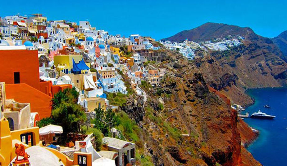 5 Day Islands Hopping to Santorini & Mykonos, & Delos Cruise from Athens