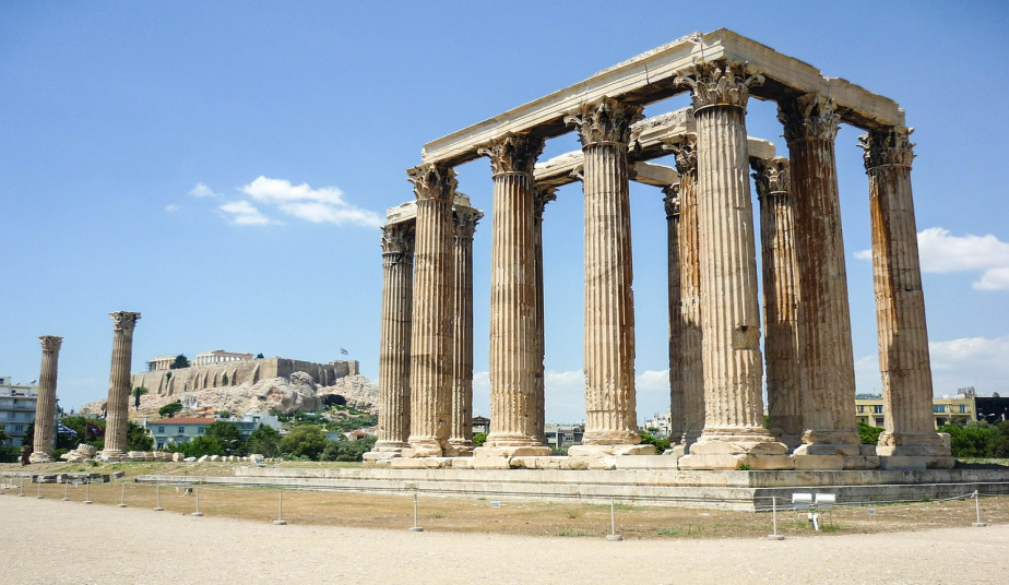 5 Day Fly & Drive Tour Greece, Visit Ancient Olympia, Delphi, Meteora