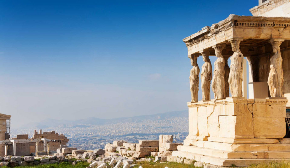 6 day Greek tour package to Athens, Delphi, Saronic Islands and Santorini