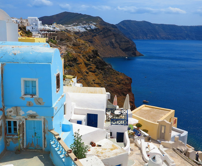 6 Day Tour to Santorini from Athens with Sunset Cruise to Volcano & Oia