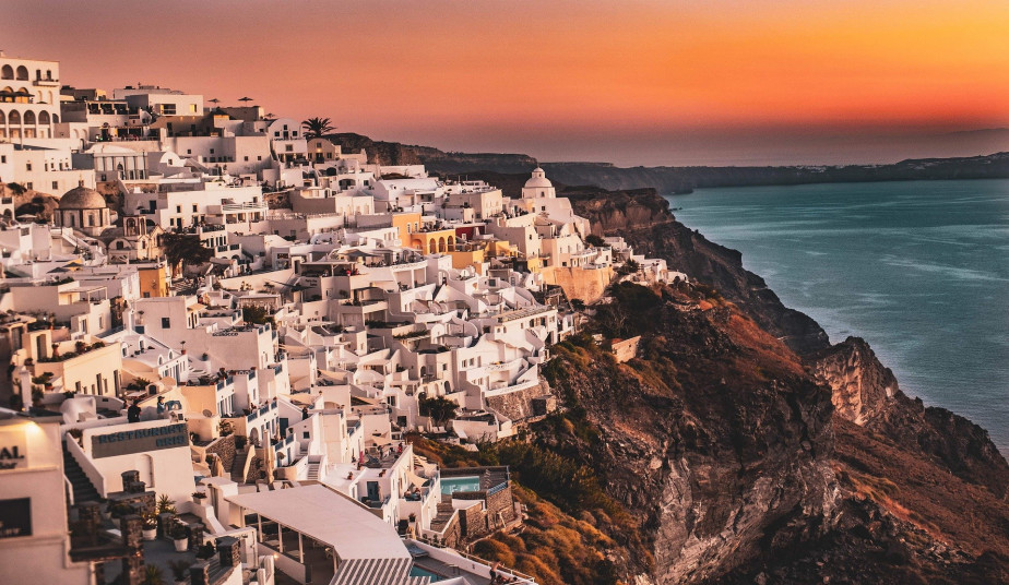 7 Day Greek Island Tour Santorini, Mykonos, Delos & Sunset to Caldera