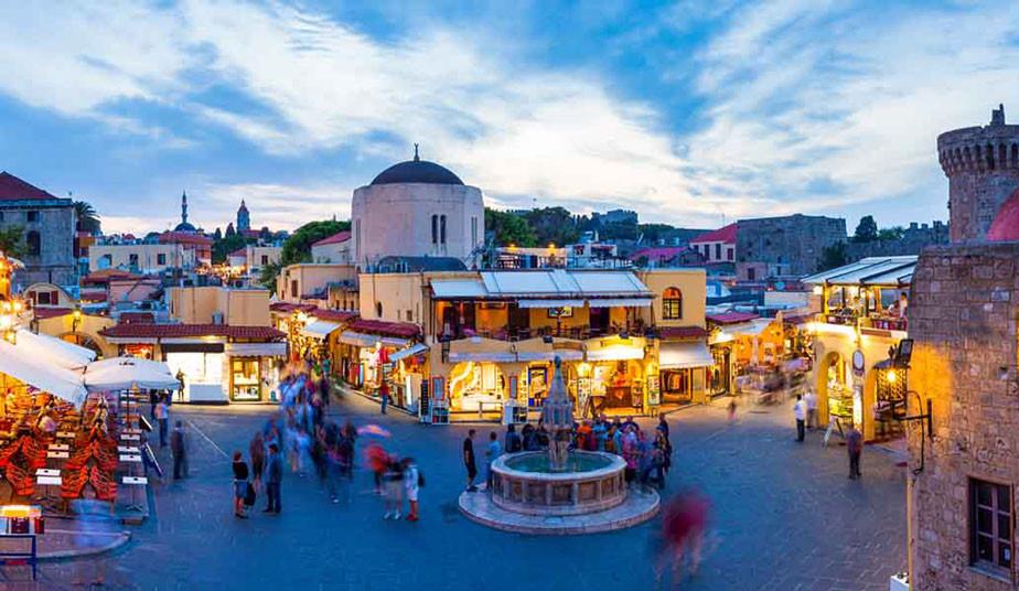 7 Night Cruise Ιdyllic Aegean