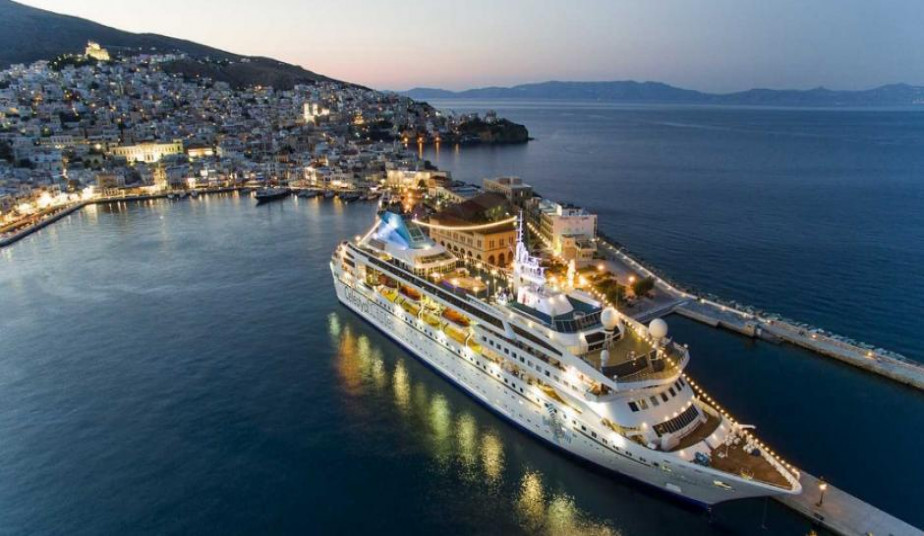 7 Nights Cruise to Mykonos, Santorini, Rhodes, Kusadasi (Turkey), Crete, Milos,