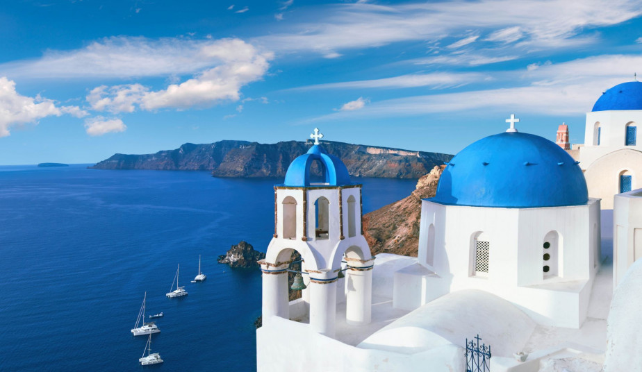 8 Day Tour Packages Greece, Athens, Delphi, Meteora & Tour in Santorini