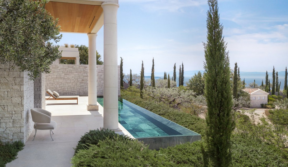 8 Day Luxury Holidays at Amanzoe resort & Athens, a dream destination!