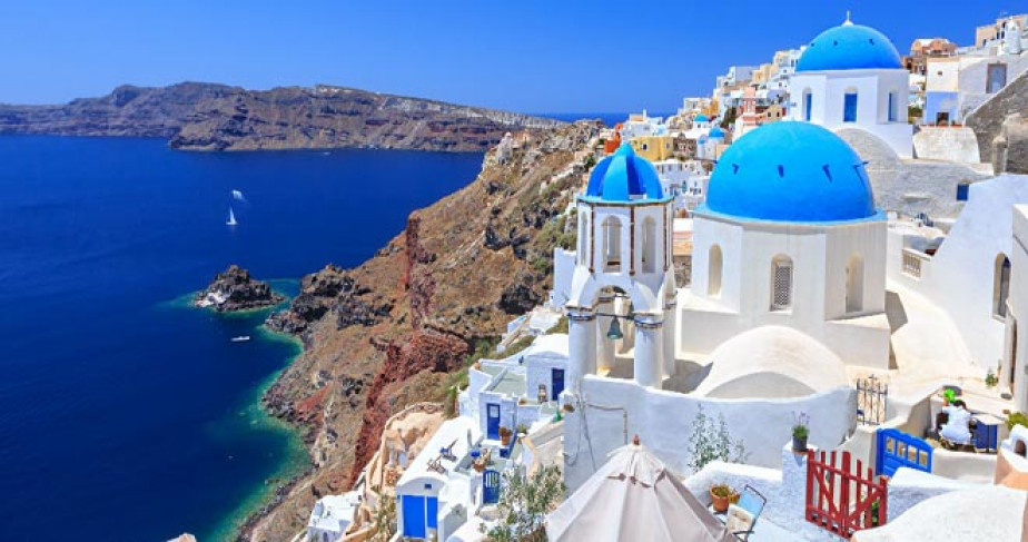 9 Day Greek Islands Tour From Athens Milos Mykonos