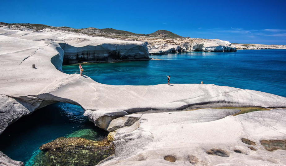 9 Day Greek Islands Holidays, Athens, Milos, Santorini, Mykonos, Delos Cruise