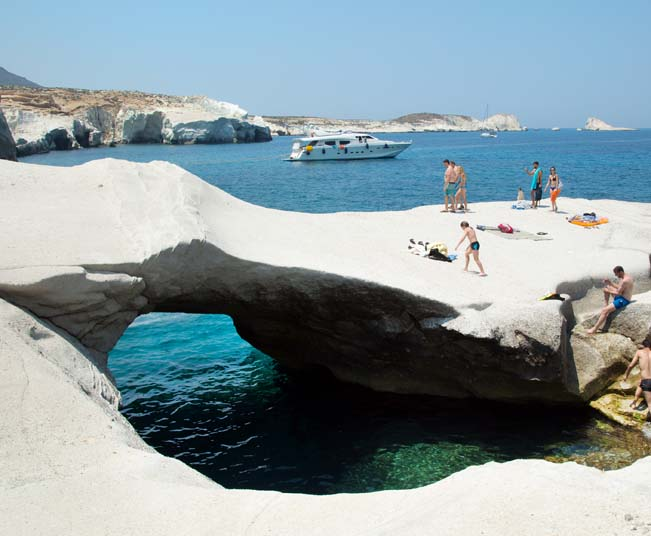 9 Day Greek Islands Tour, Athens, Milos, Santorini, Mykonos, Delos Cruise
