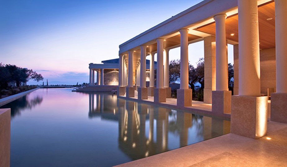 9 Days Luxury Tour in Greece: Athens, AmanZoe in Porto Heli, Santorini