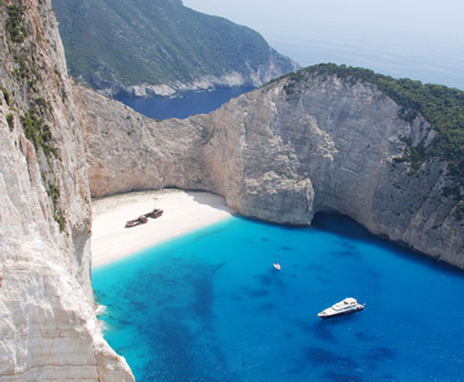 9 Day Group Tour in Ancient Greece & Zakynthos with Cruise to Shipwreck!