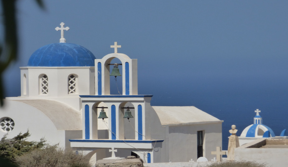 9 Day Group Tour in Ancient Greece & Santorini with Cruise to Volcano