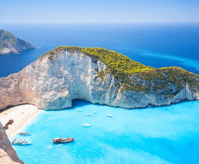 9 Day Self-Drive Road Trip Itinerary to Classical Greece & Zakynthos Island