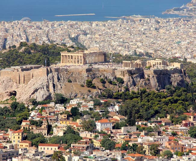 Group Tour Athens with Bus, Acropolis, the Museum & Panoramic Tour