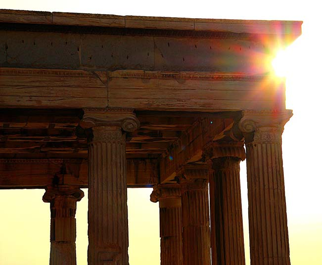 Half Day Sunset Walking Tour in Acropolis, Parthenon & Museum