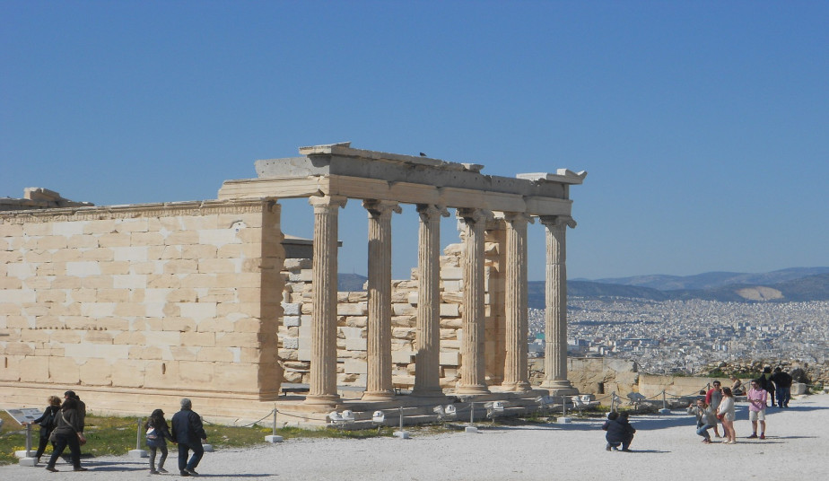 Private Walking Tour Acropolis & Museum with Licensed Guide
