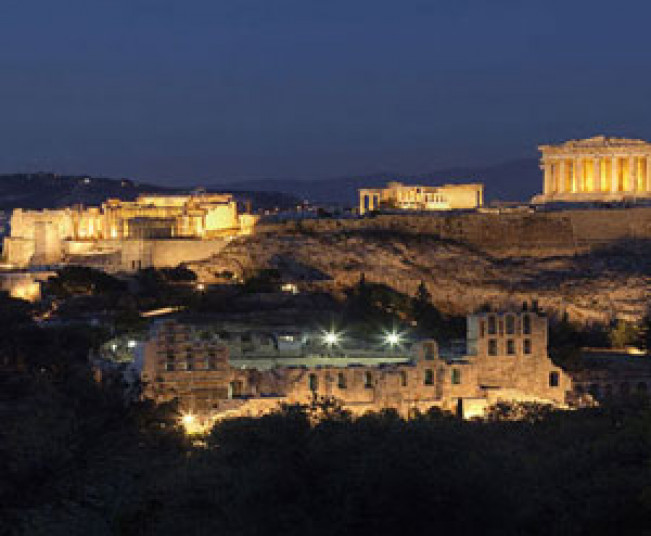 Athens BY Night: Enjoy the Athens By Night Tour Night & Dance Folk Show