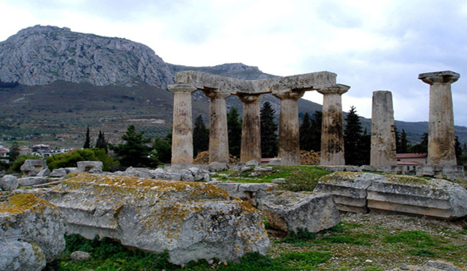 Half Day Bus Christian Tours in Corinth following the Apostle Paul's Footsteps