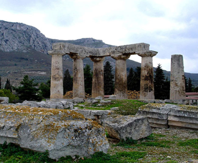 Half Day Group Tour Corinth with Bus, following Apostle Paul's Footsteps